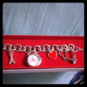 Cute Claire's Charm / watch Bracelet